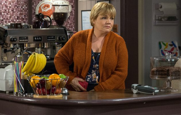Emmerdale spoilers: Betrayed Brenda fights back after discovering her fiance Bob stayed over at Laurel's