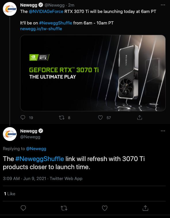 RTX GPU restock