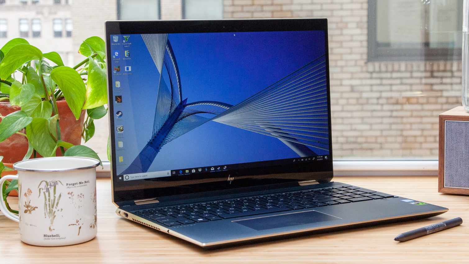 HP Spectre x360 15 (2019) Laptop Review: An Edgier Look - Tom's ...
