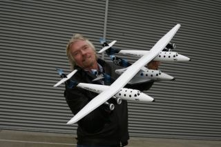 Virgin Galactic Spaceline: Mega-Mothership Set for Rollout Debut