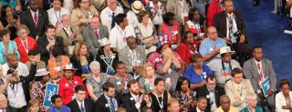 Democratic National Convention, voting