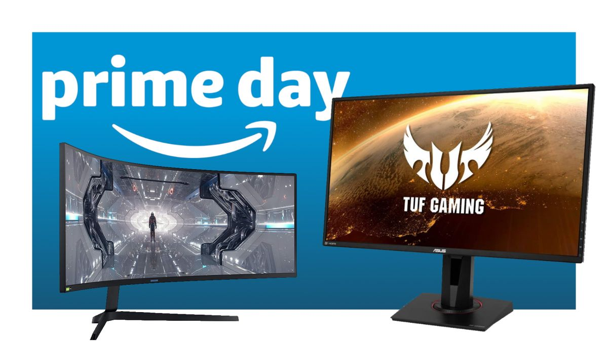 The best Prime Day monitor deals according to PC Gamer's tech reviews guru