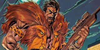 Kraven the Hunter in the comics