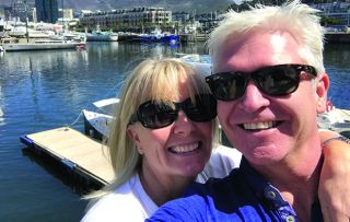 Earlier this year, This Morning aired a delightful mini-series that sent Phillip Schofield and his wife Stephanie to South Africa for the adventure of a lifetime.
