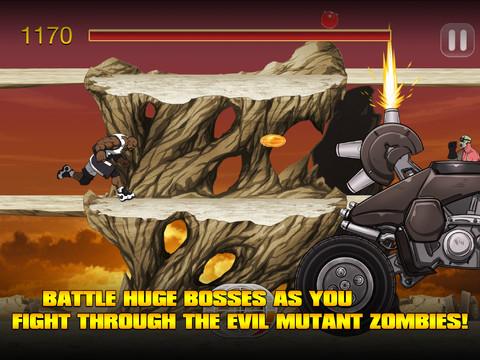 Shaq Battles Zombies In ShaqDown Mobile Game #25251