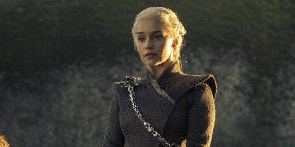 Daenerys Emilia Clarke Game Of Thrones HBO