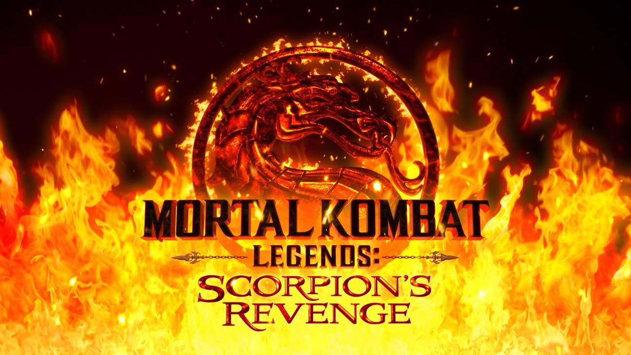 mortal kombat legends scorpions revenge dvd