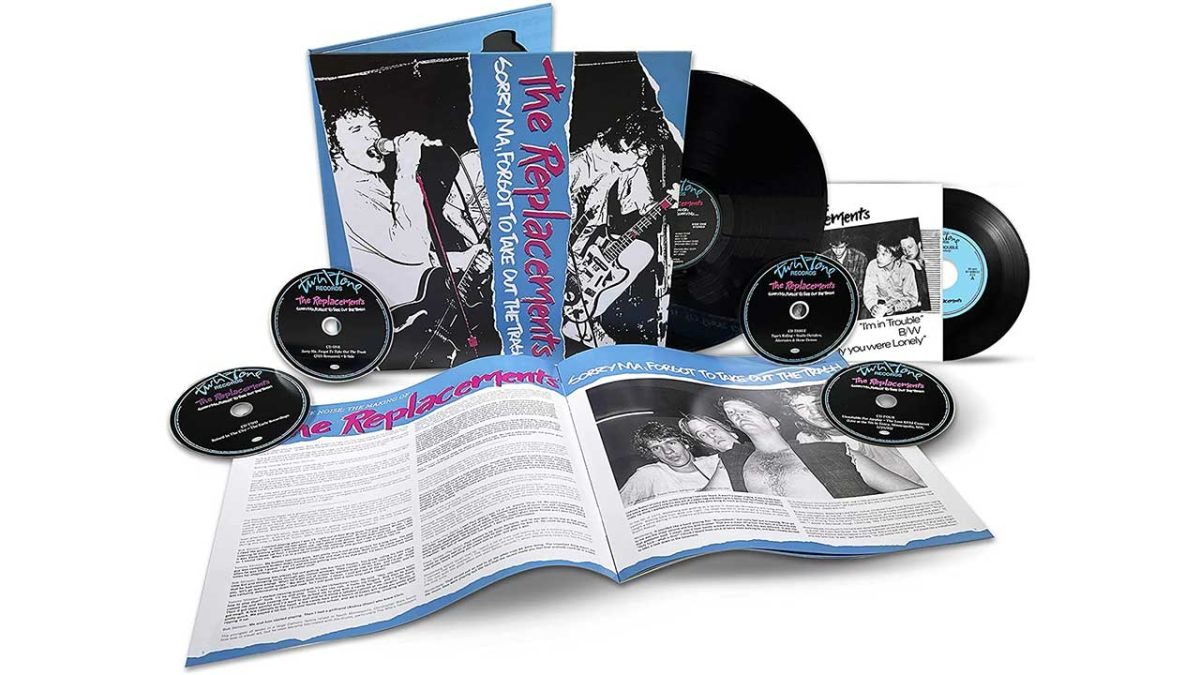 The Replacements are reliably raucous on 100-track expansion of debut album