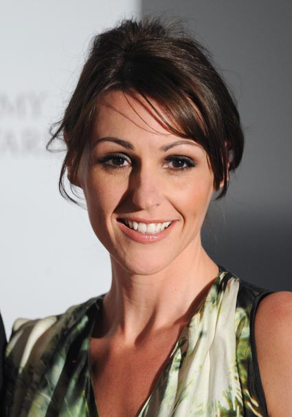 Suranne: 'I was completely out of my comfort zone'