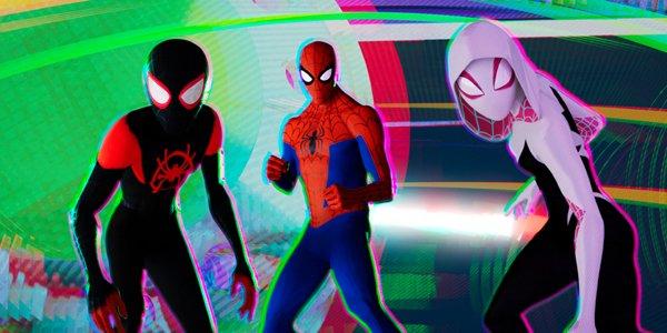 Miles Morales Peter Parker Spider-Gwen