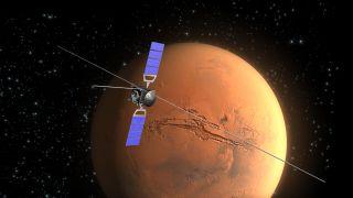 mars express marsis radar instrument