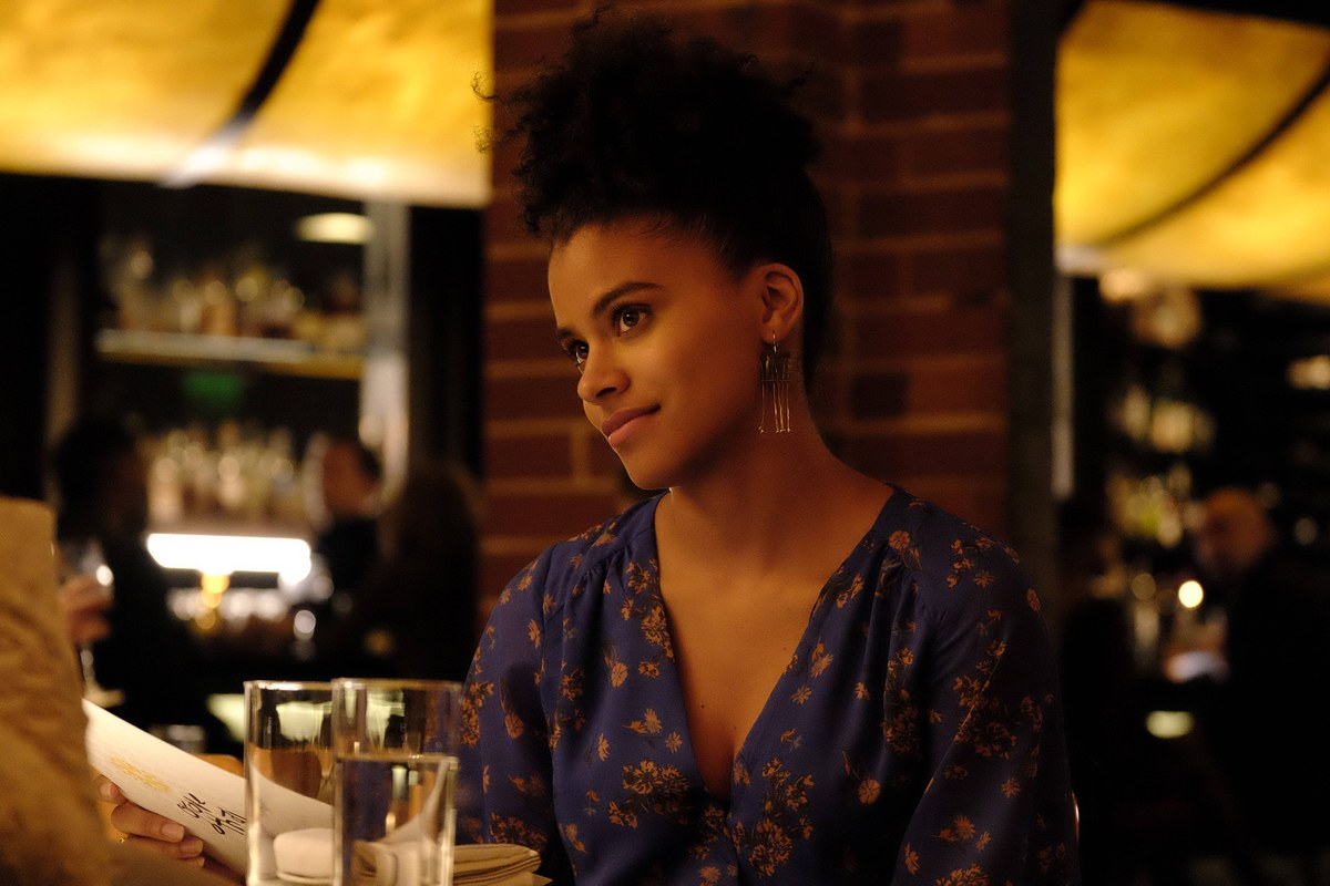 Zazie Beetz as Van in Atlanta