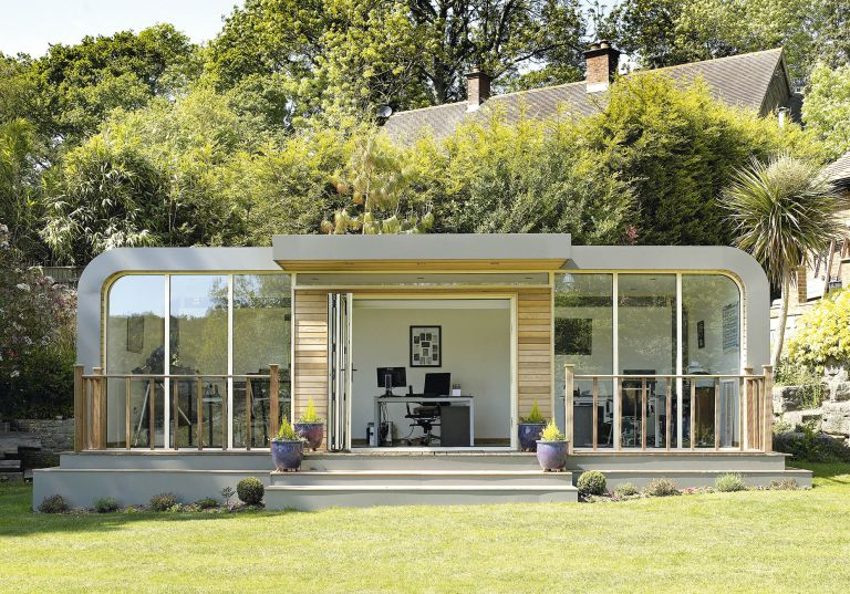 10 Contemporary Garden Room Design Ideas