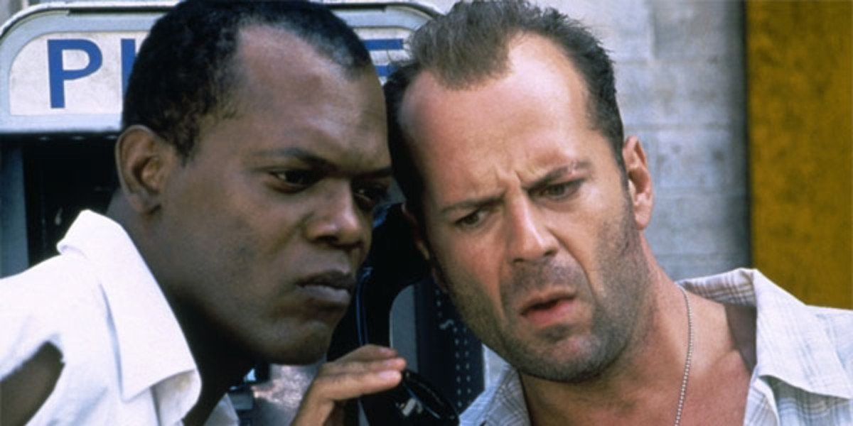 Samuel L. Jackson, Bruce Willis - Die Hard With A Vengeance
