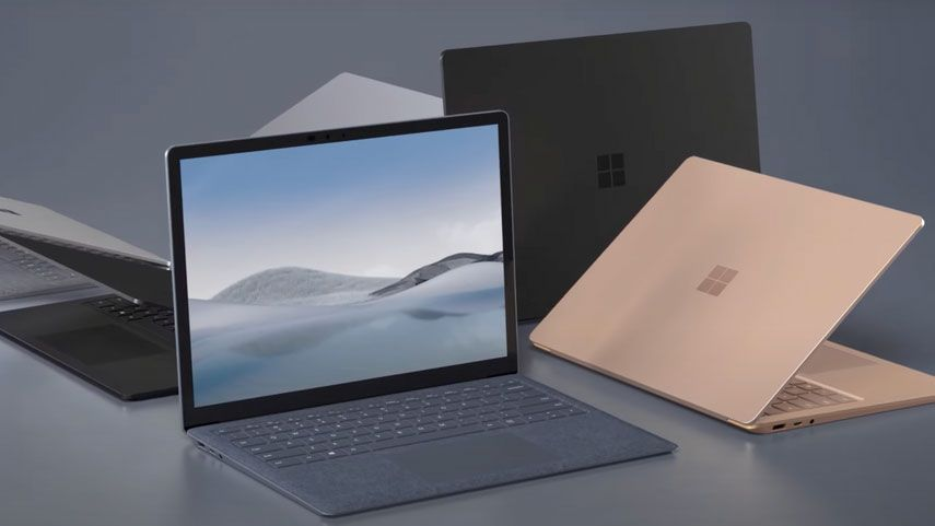 Microsoft's Surface Laptop 4 is here – and it's a WFH dream