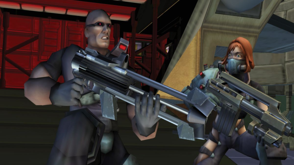 TimeSplitters is returning for a new game with several former leads – Gamesradar