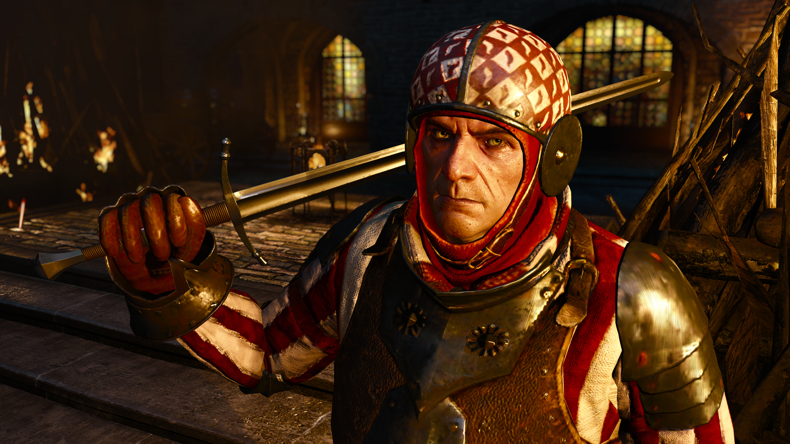 Faces of Novigrad: a closer look at The Witcher 3's biggest