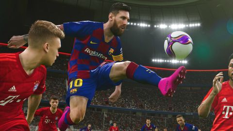 Pes 2020 Review.Efootball Pes 2020 Review A Faithful Replication Of The