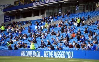 Brighton and Hove Albion v Chelsea – Pre-Season Friendly – AMEX Stadium