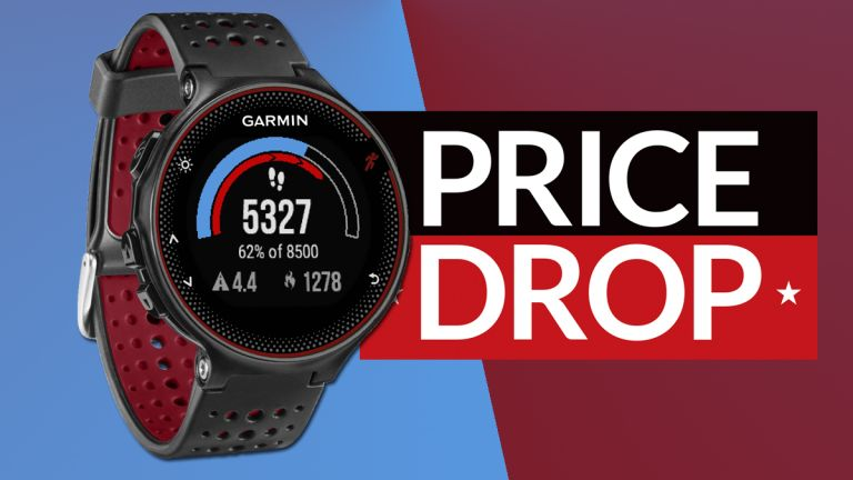 cheap Garmin Forerunner 235 deal fitbit rival running watch deal