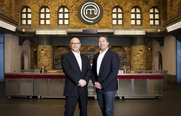 John and Gregg host MasterChef together (BBC/Shine TV)