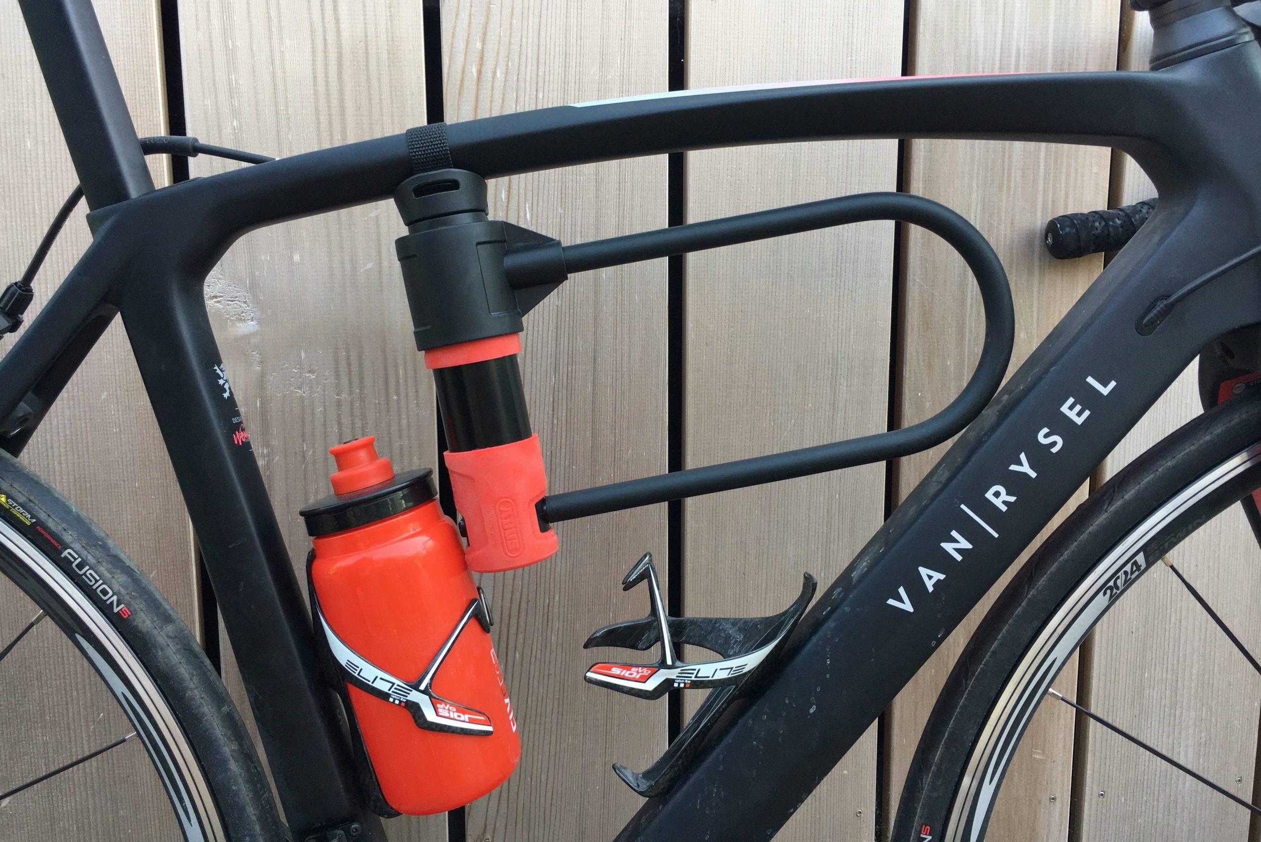 Abus 440 Alarm U Lock Bike Lock Review Cycling Weekly
