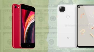 2020 year of the cheap phone iphone se pixel 4a