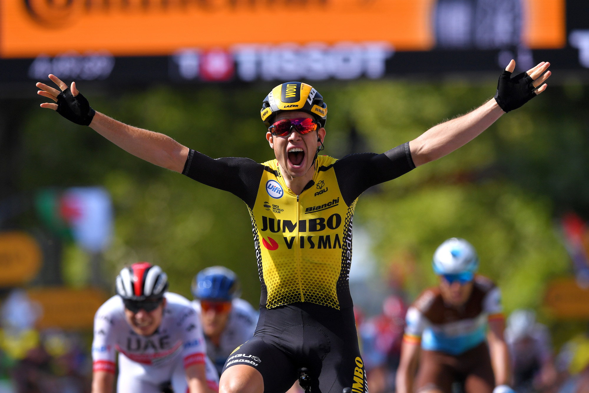Wout van Aert takes Strava KoM from Chris Froome - Cycling Weekly