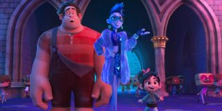 Ralph Breaks The Internet Ralph Yesss and Vanellope are excited