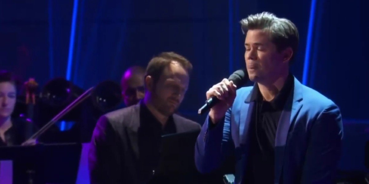 Andrew Rannells in Concert at Lincoln Center
