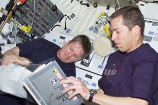 Astronaut Hall of Fame Adds Space Commanders, Satellite Repairman