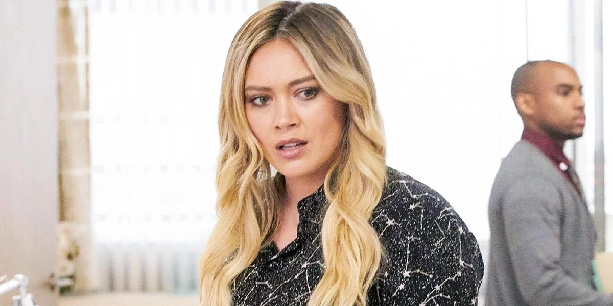 Hilary Duff as Kelsey Peters in Younger.