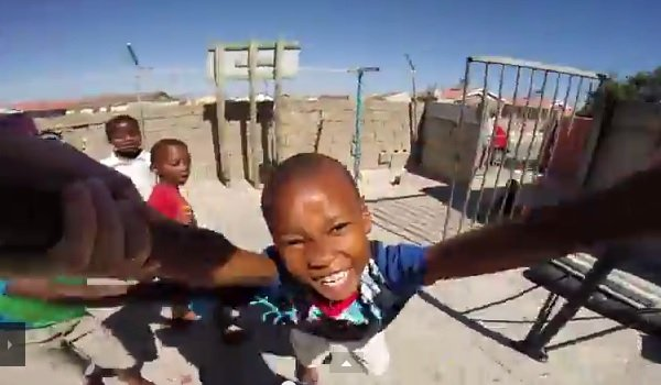 heart warming footage at african orphanage dont worry