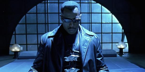 Blade Wesley Snipes Marvel