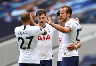 Tottenham Hotspur v Leicester City – Premier League – Tottenham Hotspur Stadium