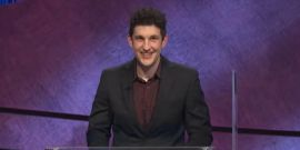 Jeopardy Champ Matt Amodio Has Response For Fan Complaints About His 'What Is' Strategy