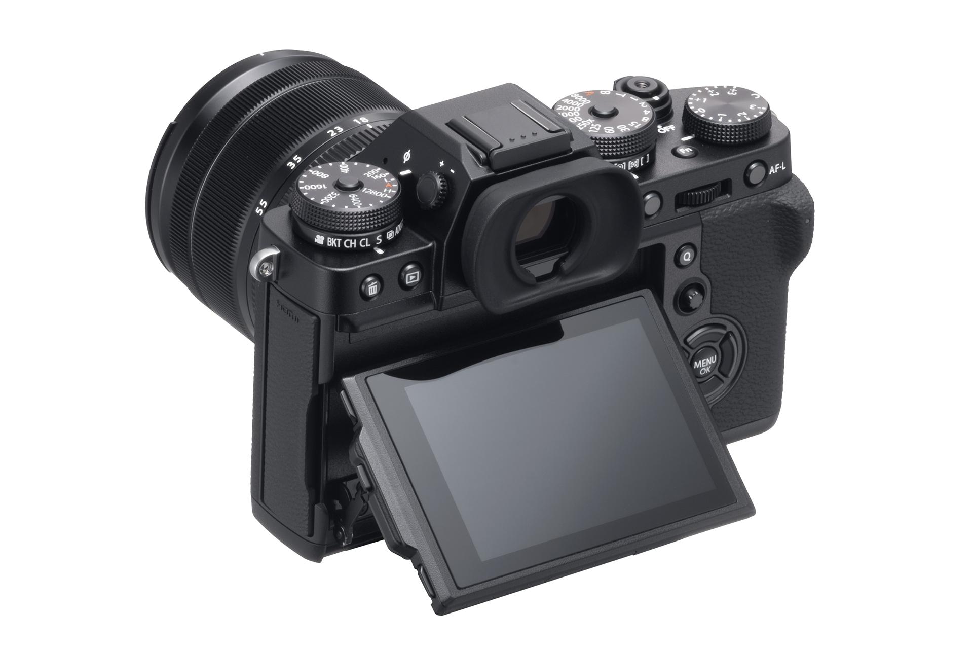 New Fujifilm X-T3
