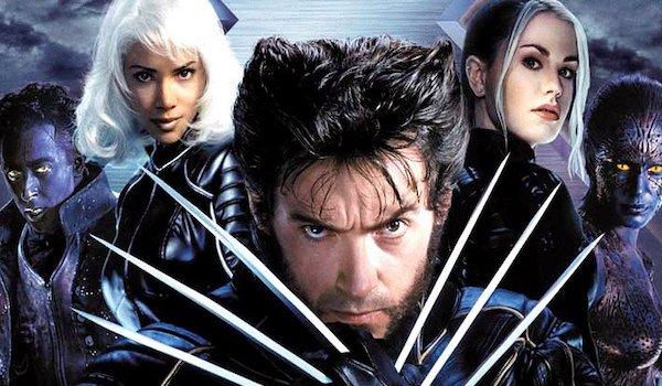 X2: X-Men United Wolverine Storm Rogue Nightcrawler Mystique