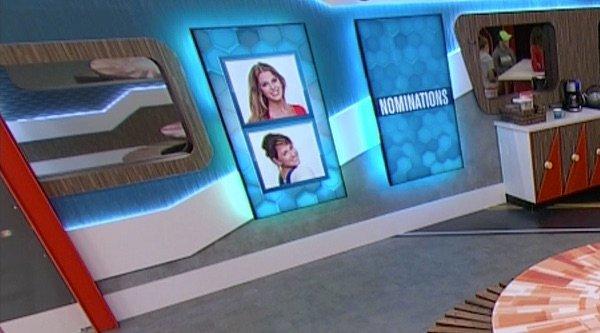 Big Brother Haleigh Sam Nominated