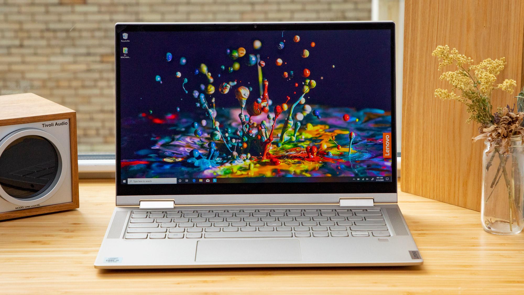 Lenovo Yoga C740 Review Laptop Mag