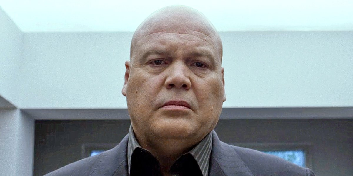 """Vincent D'Onofrio as Wilson """"Kingpin"""" Fisk in Daredevil"""