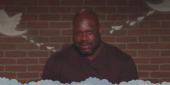 Watch Shaq And Other Greats Celebrate The NBA Finals By Reading Mean Tweets On Jimmy Kimmel