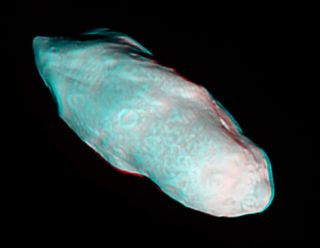 Thar She Blows! Saturn Moon Looks Like Moby Dick