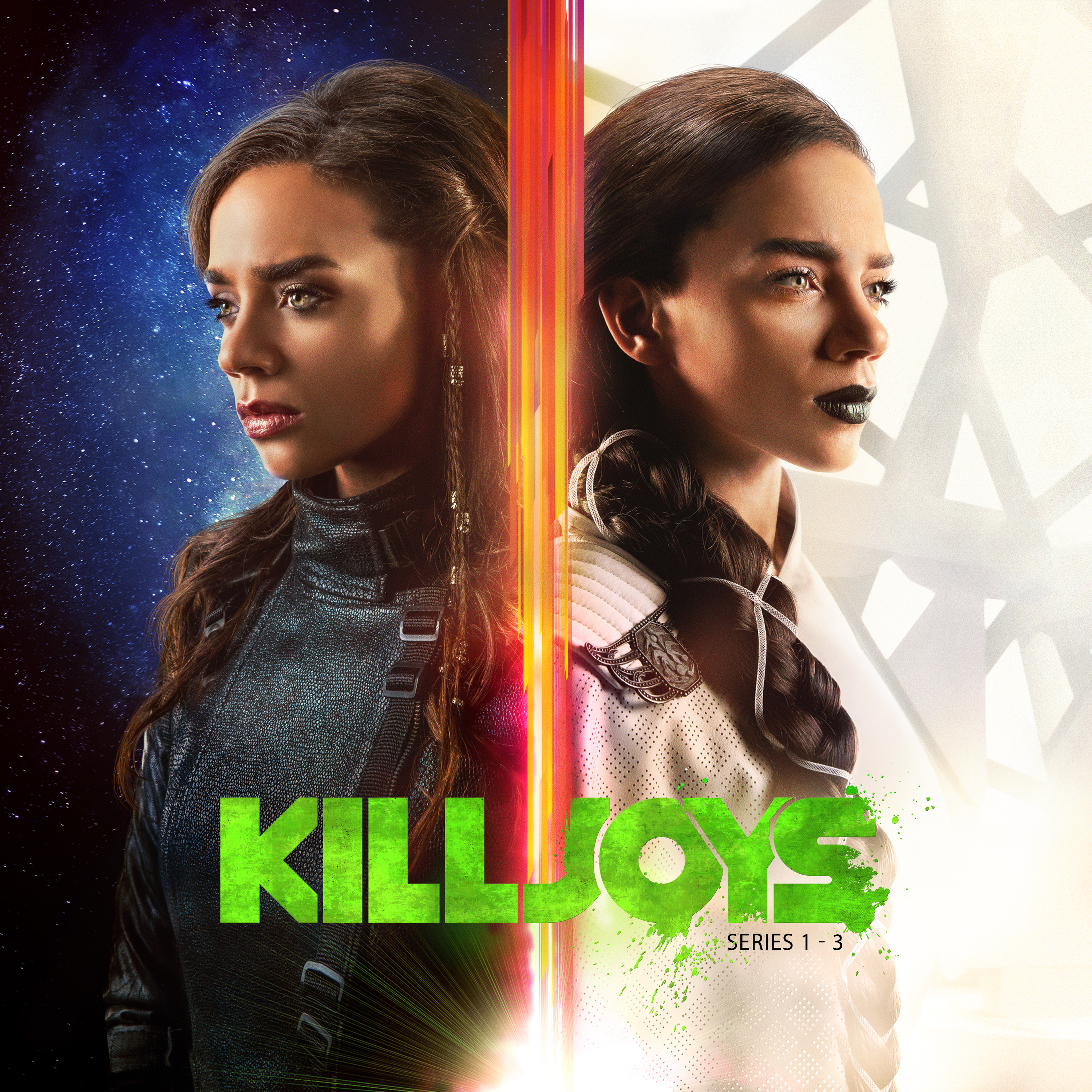 Killjoys' Space Adventure Now Streaming on VRV for US | Space