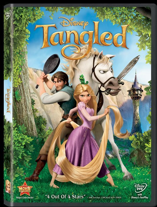 Tangled Lets Down Its Hair On Blu-Ray And DVD March 29th #15882