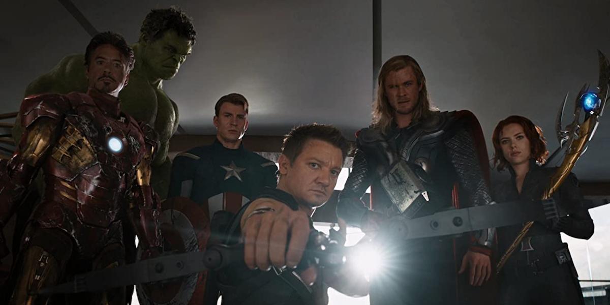 The Avengers assembled