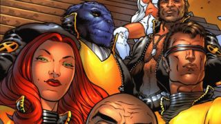 X-Men by Frank Quitely
