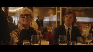 Meryl Streep and Lucas Hedges star in 'Let Them All Talk'
