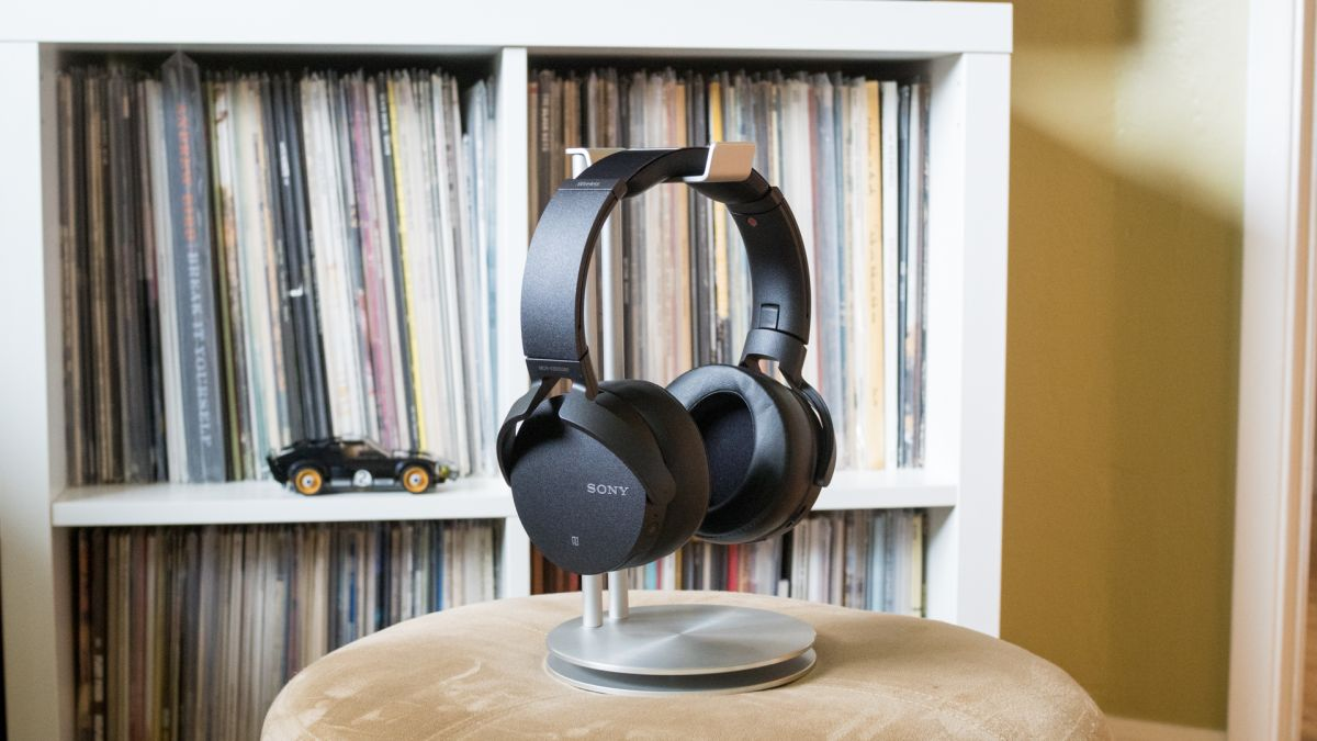 Sony MDR-XB950N1 Extra Bass Headphones review | TechRadar