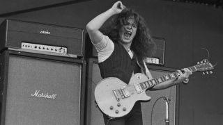 The story of Paul Kossoff's 'Stripped Top' 1959 Gibson Les Paul Standard